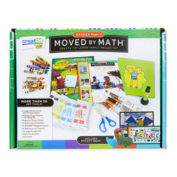 creat®ED Moved by Math Family Engagement Kit: Count on Math