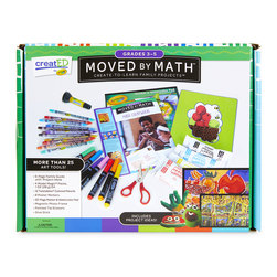 creatED® Moved by Math Family Engagement Kit: Math Everywhere