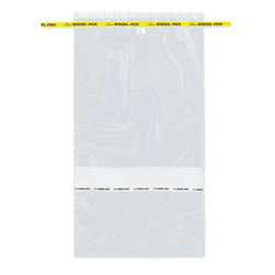 Whirl-Pak® Flat Wire Bags with Write On Strip 123 oz