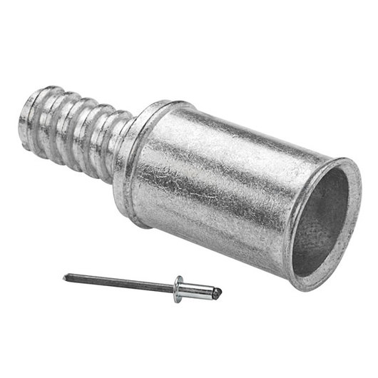 Replacement Threaded Tip for Nasco Swing Samplers