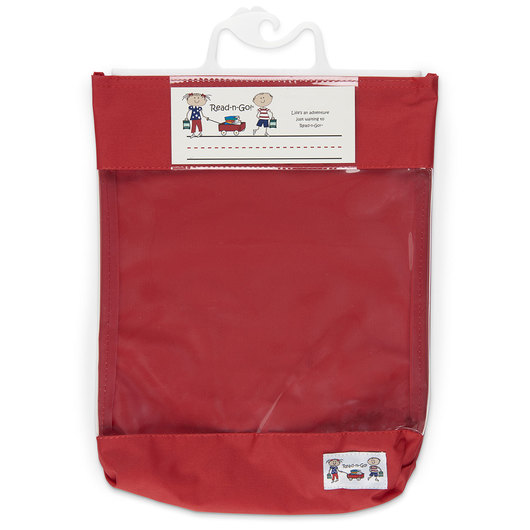 Read-n-Go Book Bag - Red