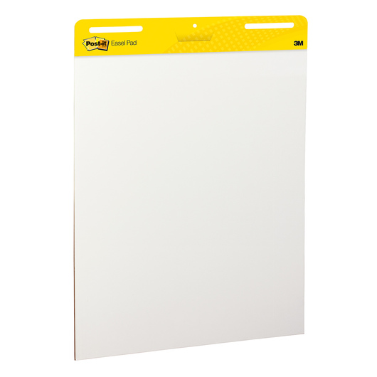Post-It® Easel Pad - Vertical/Portrait Orientation - 23-1/2 in. x 30 in. - 30 Sheets