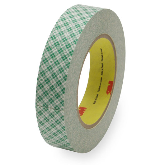 3M™ Double-Coated Paper Tape - 1 in. x 36 yds.