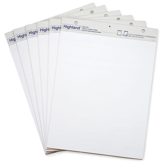 Highland™ Easel Pad - 25 in. x 30 in.