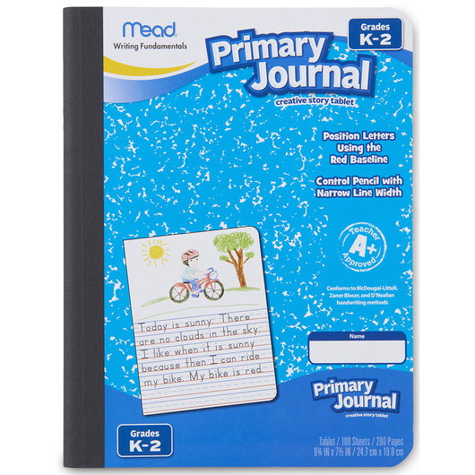 Mead® Primary Journal