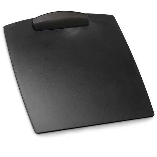 Clipboard - Black 9-3/4 in. x 12-3/4 in.