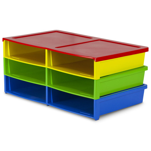 Quick Stack Organizer - Multicolor
