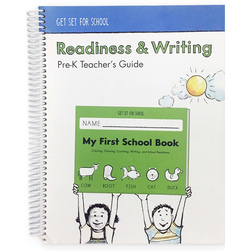 Handwriting Without Tears® - Readiness and Writing PreK Teacher's Guide