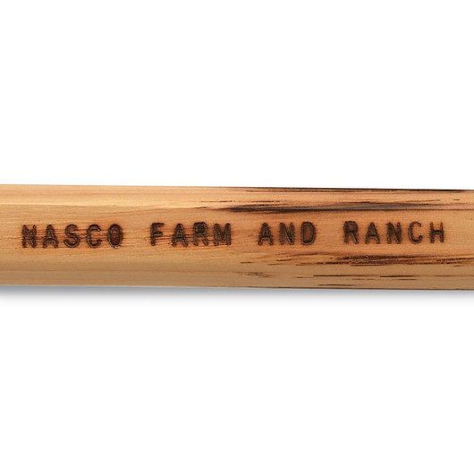 Cane Personalization for Plain Medium-Weight Stockman 7/8 in. Diameter Octagon Cane