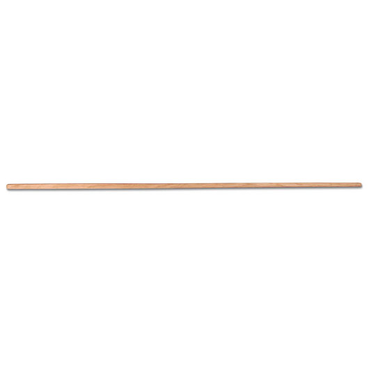 54 in. Plain Wood Octagon Stick and Sorting Pole