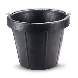 3-Gallon Rubber Pail