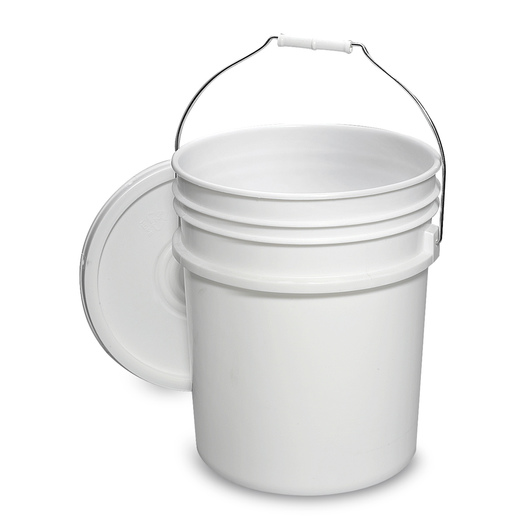 Mr. Tuff Pail with Lid - 5-Gal.