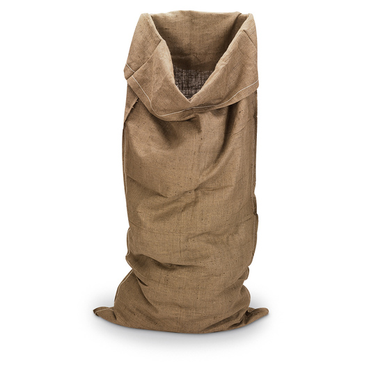 Nasco Traditional Burlap Wool Bag