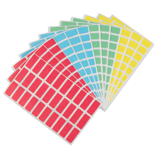 Self-Adhesive Stickers for Dairy Herd Monitor - Pkg. of 600