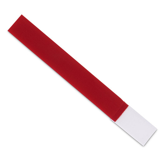 Flagger Leg Band - Red