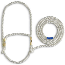 Extra Heavy-Duty Nylon Rope Halter