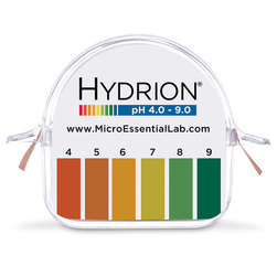 Hydrion Soil pH Test Paper