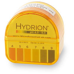 Hydrion Soil pH Test Paper Refills