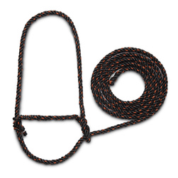 Heavy-Duty Plastic Rope Halter