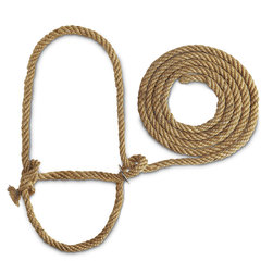 Nasco Fits-All Rope Halter - 5/8 in.
