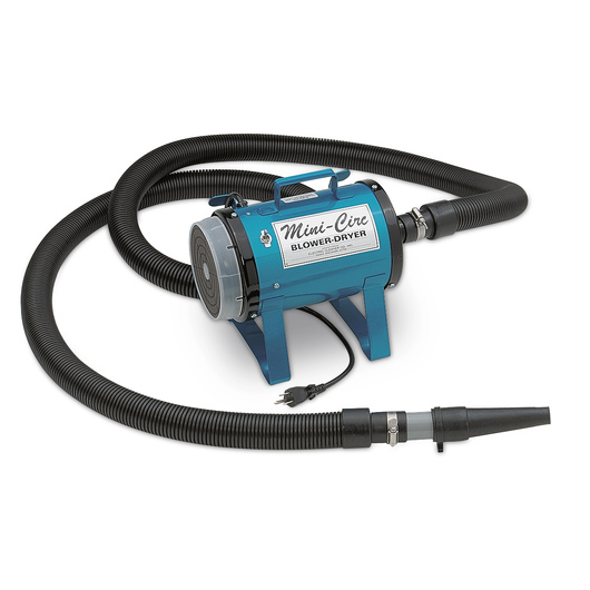 Mini-Circ Blower/Dryer - Metallic Blue