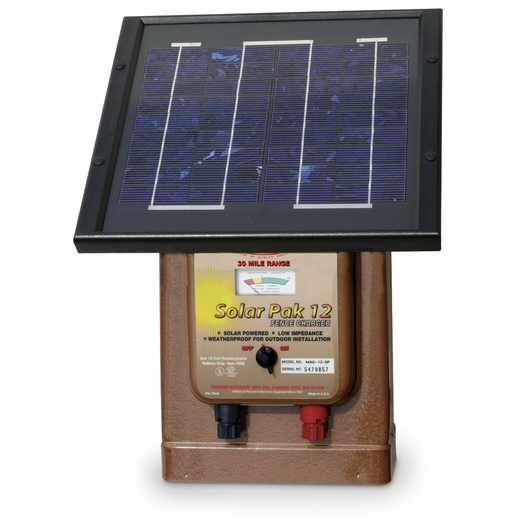 Magnum 12 Solar Fence Charger