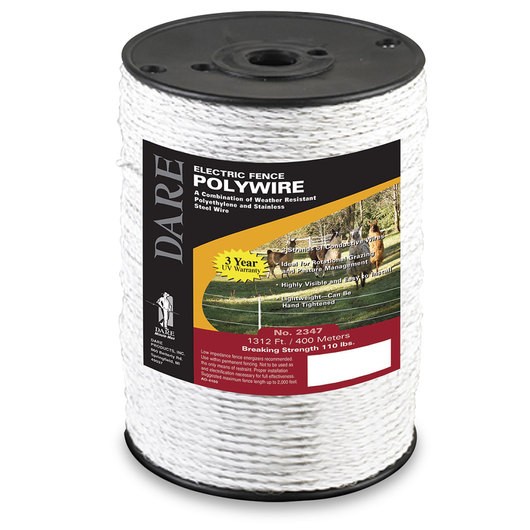 Electric Fence Polywire