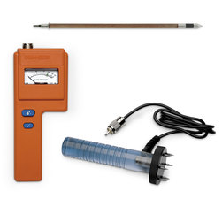 Delmhorst F-6 Analog Hay Moisture Tester Package