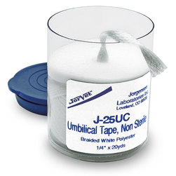 Braided Umbilical Tape