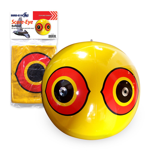 Scare-Eye™ Bird Control Balloon - Yellow