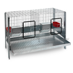 Multi-Stacking Poultry Layer Cage