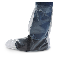 Heavy Duty Plastic Tie Boots