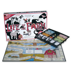 Life on the Farm® Board Game