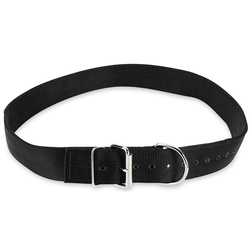 Nylon Collar Black