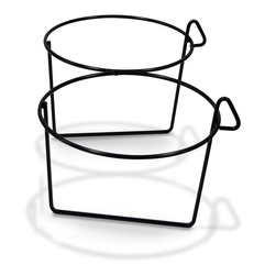 Double Pail Holder