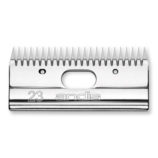 Andis® Beef and Dairy Cattle Clipper Blade - 23 Tooth Top