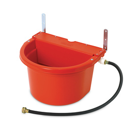 Large-Capacity DuraMate Automatic Waterer - Red