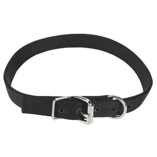 Nylon Calf Collar - Black