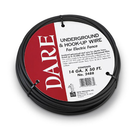 Dare Underground Hook-Up Wire