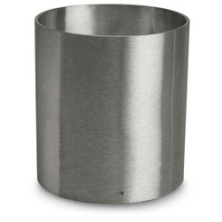 5-1/2 in. Stainless Steel Mold/Follower Only for Stainless Steel Cheese Press