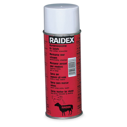 Aerosol Spray Marker for Sheep - Red