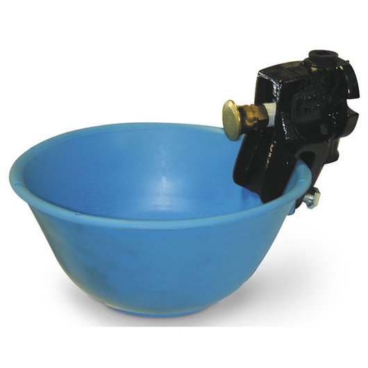 Push-Button Water Bowl