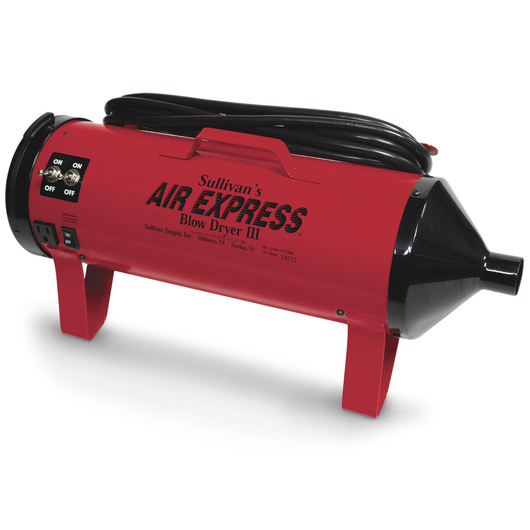 Sullivan Air Express III™ Blow Dryer - Red