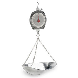 Hanging Scale with Scoop