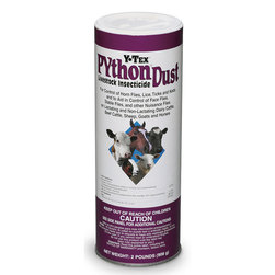 Python Dust Insecticide 2 lb. Shaker Canister