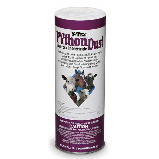 Python® Dust Insecticide - 2 lb. Shaker Canister