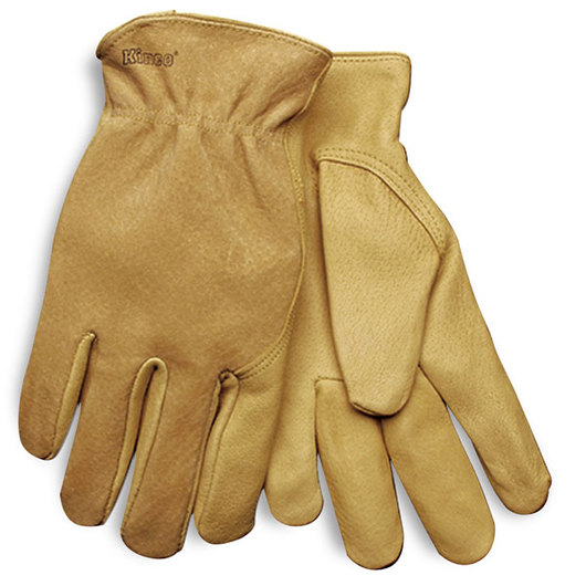 Pigskin Driver's Gloves - X-Large