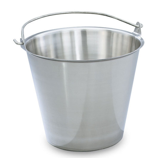 Tapered Dairy or Utility Pail - 12-1/2 qt.