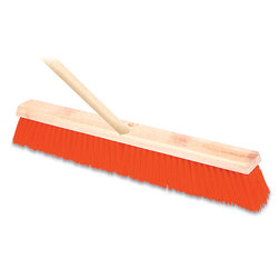 Heavy-Sweep 24 in. Floor Broom