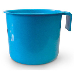 Animal Feeding Bucket with Hanger